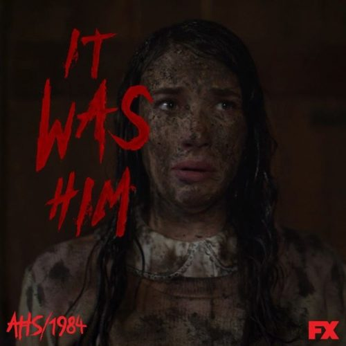 FX American Horror Stories 1984 Social Campaign