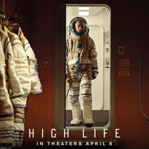 a24 High Life Movie Social Campaign
