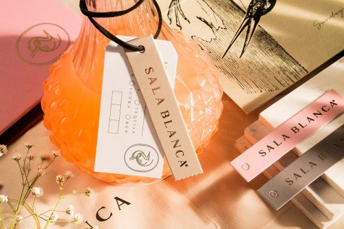 Sala Blanca Product Photography and Branding