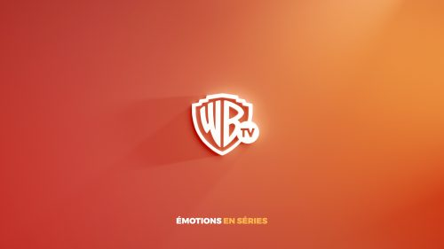 Warner Brothers TV Brand Identity Style Frames