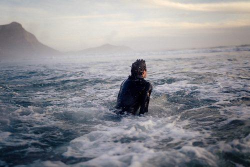 Sebastian Simons Surf Misty Cliffs, Cape Town Lifestyle Photography