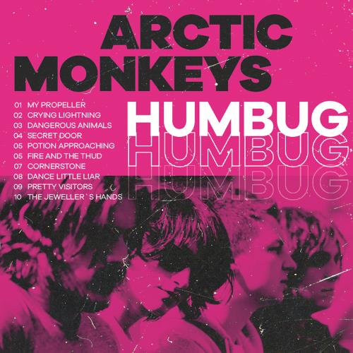 Minimal Distressed Brutalist Grunge Album Cover Redesigns – Arctic Monkeys