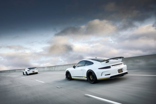 Porsche 911 GT3 & Cayman GT4 Luxury Sports Automobile Car Photography