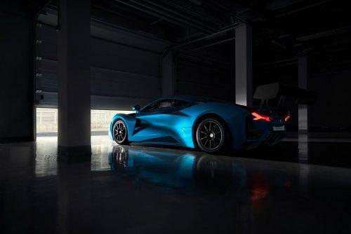 Arcfox GT – Race Edition Luxury Automobile Sports Car Photography