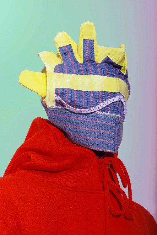 A Creative Alternative Take on Quarantine Covid-19 Coronavirus Masks – Gloves