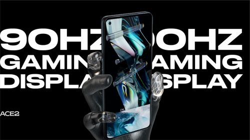 ACE2 mobile phone futuristic typography technology 3D Animated GIFs