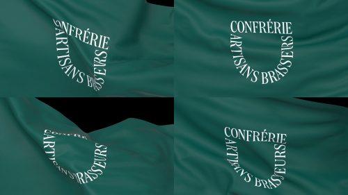 Brewers – Confrérie Artisans Brasseurs Branding Design Logo