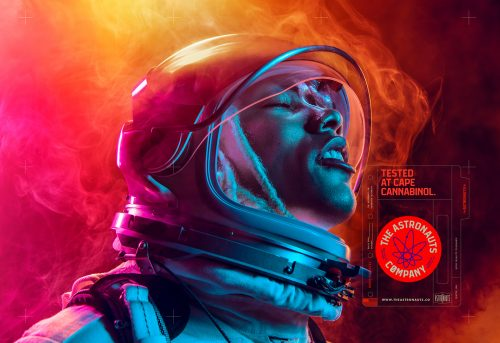 The Astronauts Company Gel Light Smoke Photography
