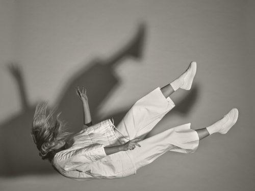 Sam Robinson Primury Clothing The Fall Fashion Black and White Photography