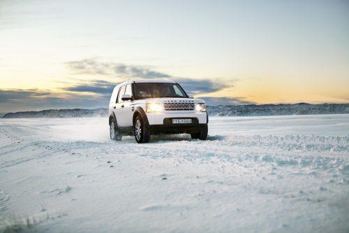 Sam Robinson Automobile Car Photography Land Rover Discovery Iceland