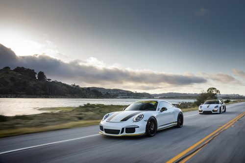 Porsche 911 GT3 & Cayman GT4 Luxury Sports Automobile Car Photography