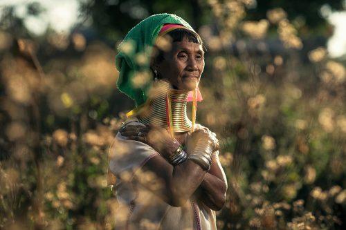 Myanmar – Padaung Women Portrait Photography