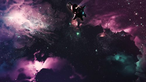 Mac Miller Good News – Created by Luxx – After Effects Psychedelic Music Video Style ...