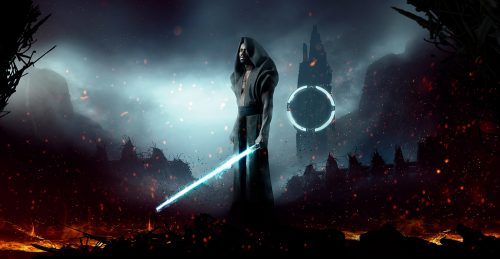 African Futurism Star Wars Inspired Concept Art Photography Photo Manipulation
