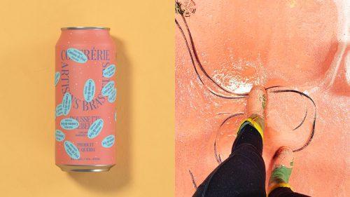 Brewers – Confrérie Artisans Brasseurs Branding Design – Packaging