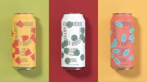 Brewers – Confrérie Artisans Brasseurs Branding Design Packagin