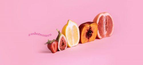 O-Shot Social Media Fruit Branding Sexual Lube Arousal Oil