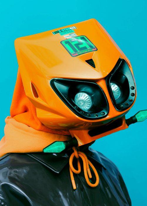A Creative Alternative Take on Quarantine Covid-19 Coronavirus Masks