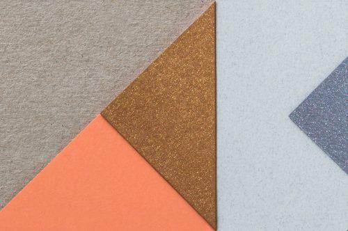 Fine Paper Geometric Shapes