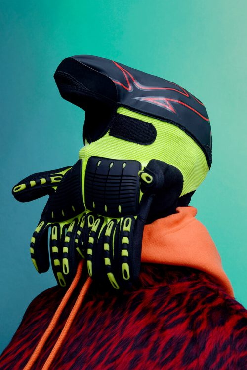 A Creative Alternative Take on Quarantine Covid-19 Coronavirus Masks – Gloves