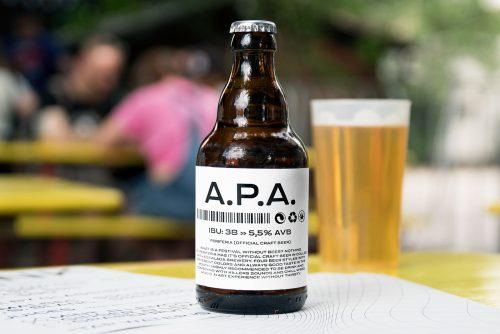 Festival Periferia Music in Art Experience – APA Beer Packaging