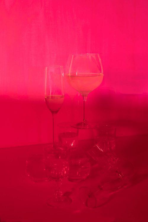 Self-Quarantine Studies Colorwash Photography – Wine