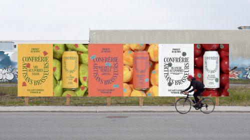 Brewers – Confrérie Artisans Brasseurs Branding Design Posters