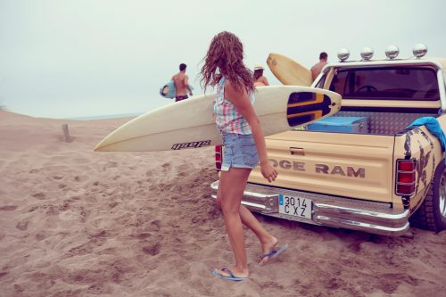 Sam Robinson – Surf Fitness Lifestyle Photography