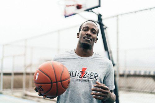 361º x Courtney Fortson – Basketball Sports Lifestyle Photography