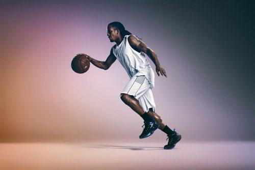 361º x Courtney Fortson II Basketball Sports Photography