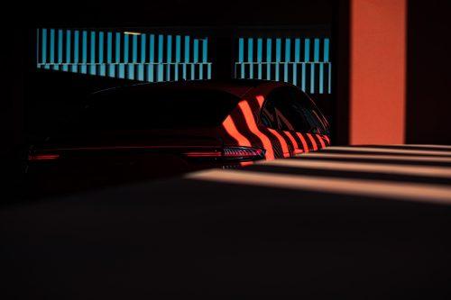 Porsche Cayenne Turbo Coupe Shadows Automobile Car Photography