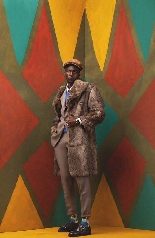 Untitled – Black Fashion Portrait Photography