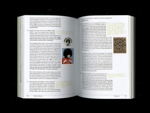Objects of Dissent – Decoding Units of Protest – Magazine Spread