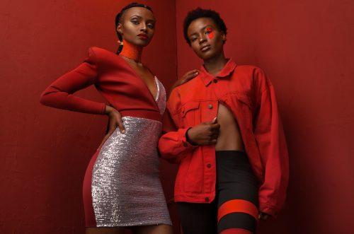 Berry – Black Fashion Portrait Photography