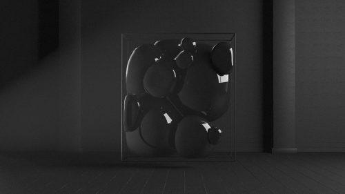 Black Matter – 3D Black Matte Designs – Glass