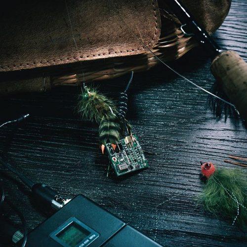 Netflix Ozark Social Campaign – Bugged – Fly Fishing