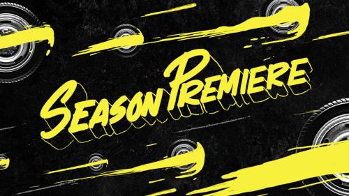 FXX – It's always sunny in Philadelphia Season 13 Retro Design Title Sequence Style  ...