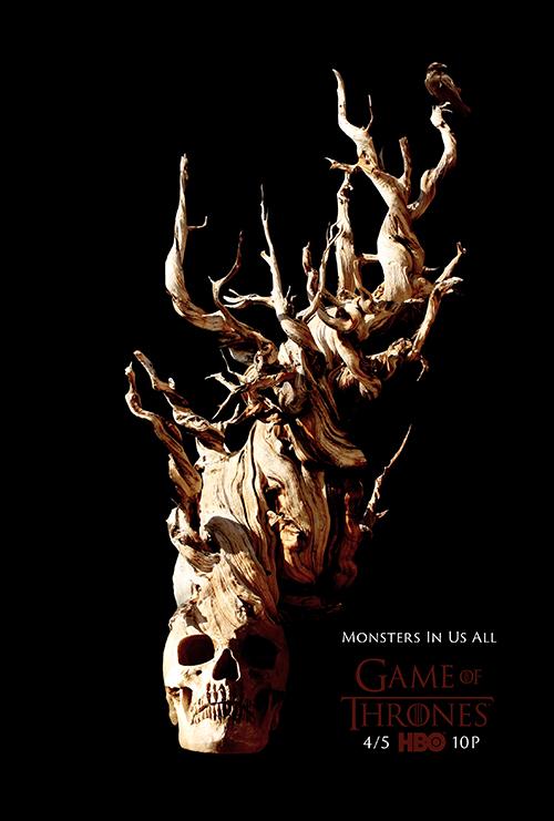 Key Art by Jason Burnam – Game Of Thrones