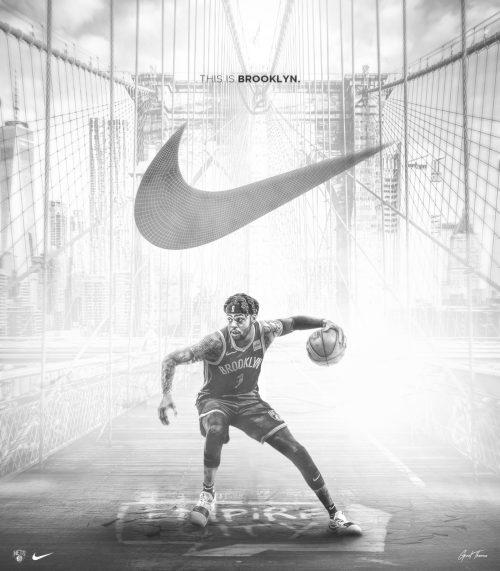 Grant Thomas NBA Basketball Athlete Sports Graphics