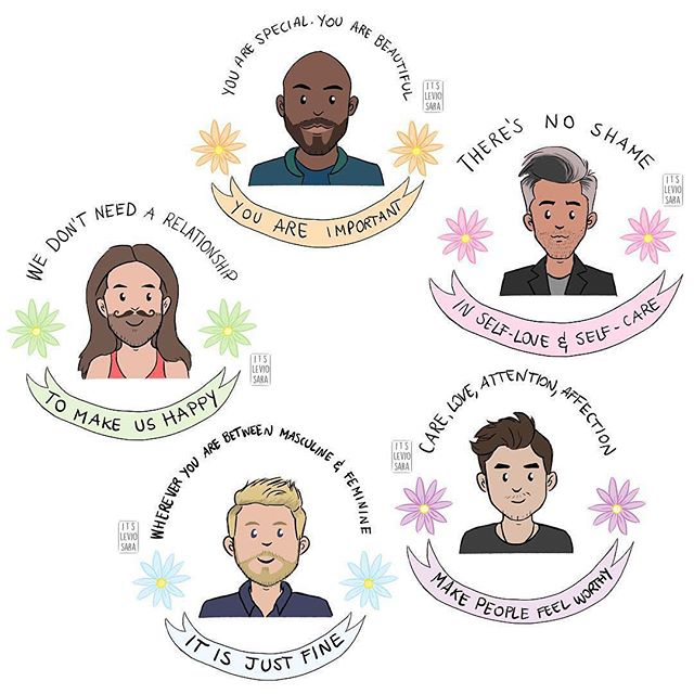 Netflix Queer Eye for the Straight Guy Social Campaign