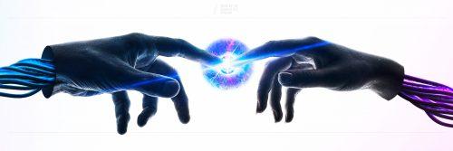 Deus Ex Machina – Transcendence – Futuristic Robotic Artificial Intelligence Life &# ...