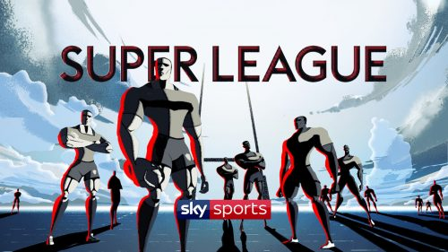 SKY SPORTS – RUGBY LEAGUE TITLES ILLUSTRATED STYLE FRAMES