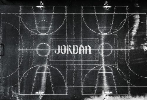 Air Jordan Basketball The Last Dance Nike Like Mike – Graphic Design Style Frames