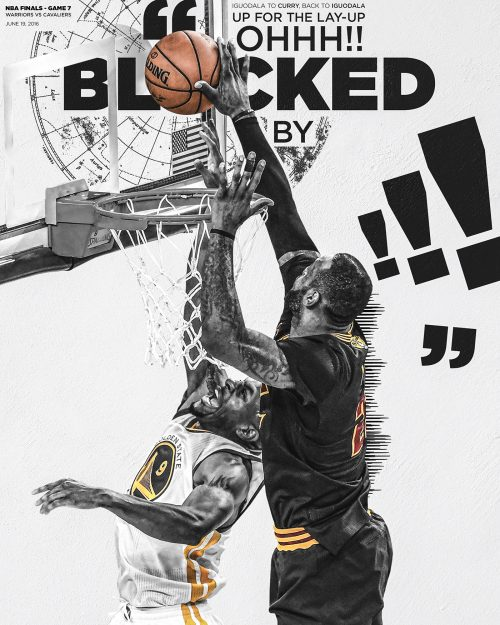 Kevin Aquino – Illustrated Sports Posters