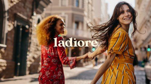 Ladiore – Branding Visual Identity and Logo Design