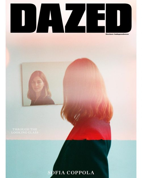 Dazed Magazine Cover Design – Beguiled Movie – Photography