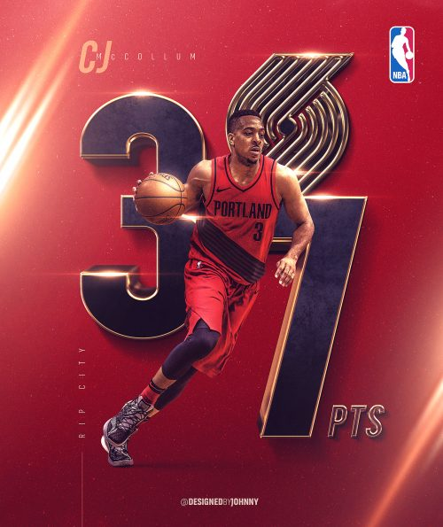 2019 – It's all about sports – NBA Basketball Portland