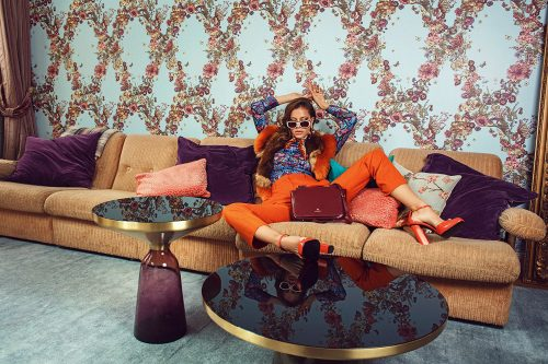 Queen from 70s Fashion Photography