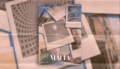 Travel Fair Poster Designs – Experience Malta