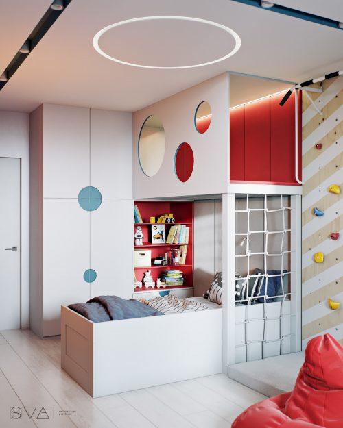 SVAI Studio Modern Interior Design Photography